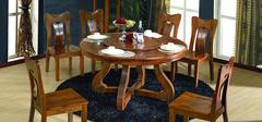 如何选购实木餐桌?