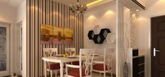 餐厅装修有哪些原则?