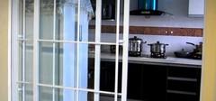 厨房推拉门的清洁保养方法有哪些?