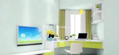 卧室飘窗设计,巧妙变身小书桌!