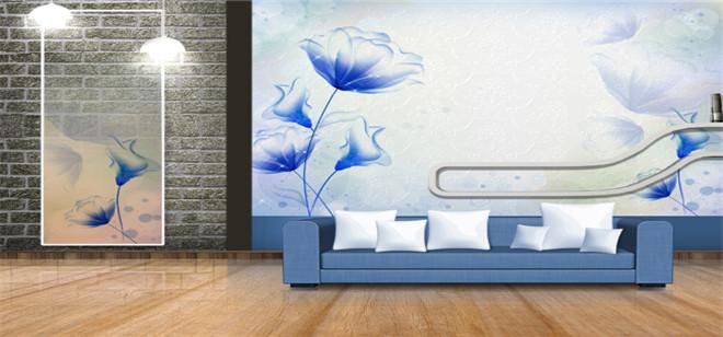 背景墙贴壁纸的优点有哪些