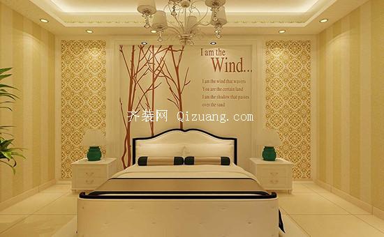 硅藻壁纸背景墙