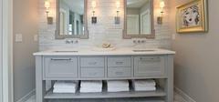 卫浴柜有哪些安装技巧?