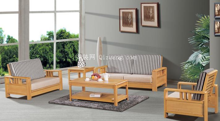 实木沙发如何保养