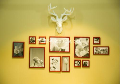 照片墙设计