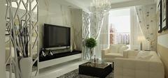 客厅背景墙有哪些设计原则?