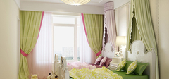 选购儿童房窗帘需要注意什么?