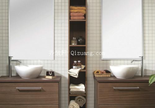卫浴柜效果图