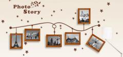 照片墙设计技巧分享