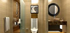 卫生间设计的原则是什么?