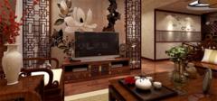 客厅电视柜上摆什么装饰品好?