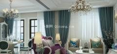 客厅窗帘选择什么颜色好?