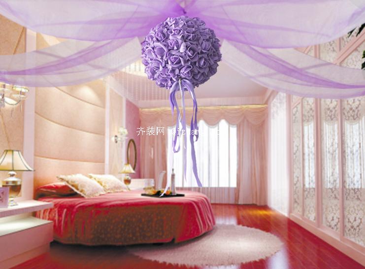 婚房布置装修效果图