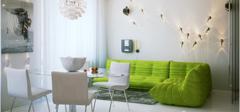 现代简约风格客厅设计参考
