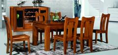 实木餐桌椅的购选技巧有哪些?