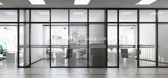 玻璃隔断墙的这些优势特点你知道吗?