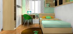 小户型儿童房设计效果图,美翻了!