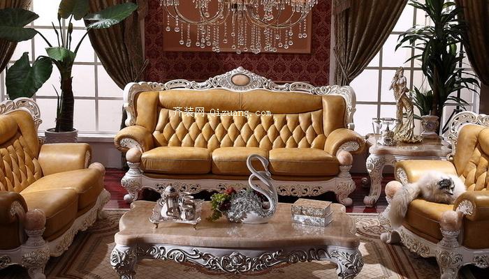 欧式家具效果图
