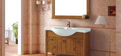 橡木浴室柜的优点及价格