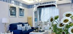 地中海风格,尽享碧海蓝天的柔情!