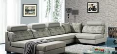 布艺沙发保养技巧,吸尘防潮是重点