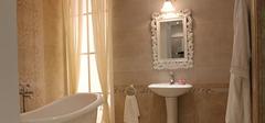 卫生间镜子的摆放风水有哪些?
