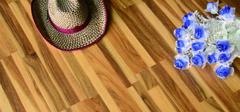 如何购选到优质环保的强化复合地板?