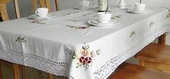 餐桌台布的选购方法,求关注!