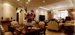 美式乡村风格,打造浪漫的家!
