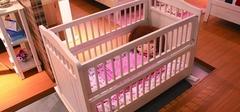 婴儿床的选购细节,各位家长要注意了!