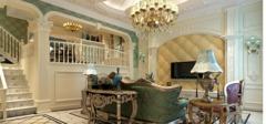 法式风格,打造高雅浪漫空间!