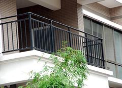 阳台护栏的选购要素值得我们关注!
