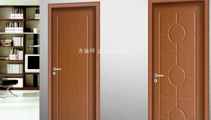 免漆门PK成套门