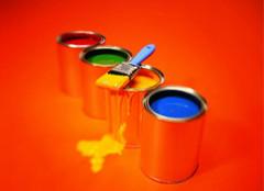 涂料选购要注意,颜色不均有问题!