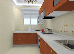 厨房瓷砖这样选,清洁保养无烦恼!