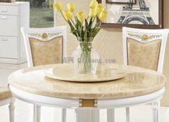 这样的大理石餐桌,你想要吗?