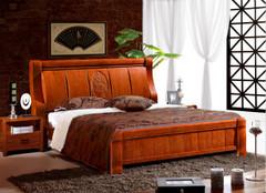 如何选购到优质的原木床?