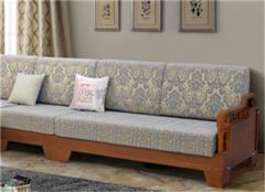 正确选购实木沙发有妙招