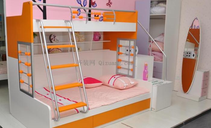儿童高低床