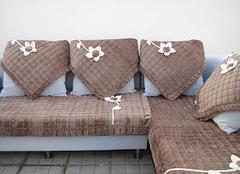 沙发垫易生细菌,清洁保养要定期!