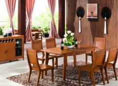 实木餐桌的保养之道有哪些?