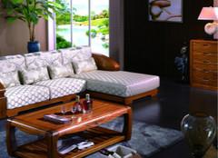 实木沙发如何选,框架检查要注意!