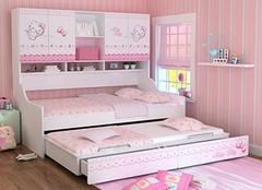 双层床的选购,给孩子一个舒适的睡眠!