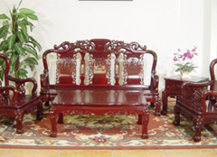 中信红木家具,据说99%的人这样保养!