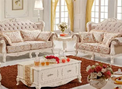 欧式布艺沙发保养技巧,值得学习!
