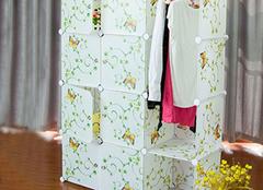 简易衣柜优点多,不看不知道!