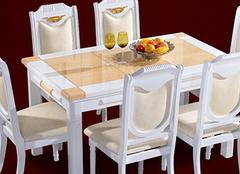 大理石餐桌,家居用品的首选!