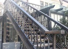 如何保养铁艺楼梯扶手,不看不知道!