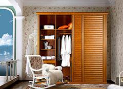 实木衣柜超实用的选购方法
