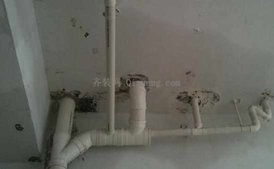 卫生间漏水
